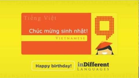 Happy Birthday! in 30 Different Languages