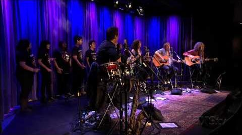 I Want To Know What Love Is (Acoustic Live from the GRAMMY Museum)