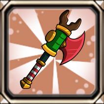 Reindeer Axe