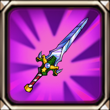 Pristine Star Sword