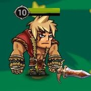Forest Knight ingame pic
