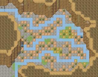 Denizen Cave Thorns Map