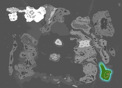 Continent Gaia Lands