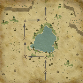 Decale Desert Map