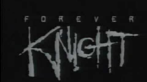 Forever Knight (1992) - TV Series