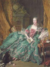 452px-Madame de Pompadour