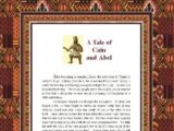A Tale of Cain and Abel