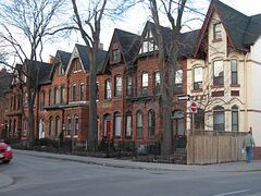 Tn Toronto Row Houses