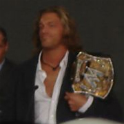 Edge - WWE Champion