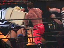 Rikishi vs. Chris Benoit