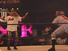 Edge and Christian WWF - King of the Ring 2000