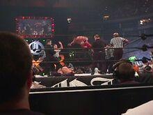 Chris Benoit and Rikishi - King of the Ring 2000