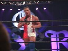 Kurt Angle WWF - King of the Ring 2000