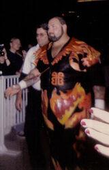Bam Bam Bigelow in 1995