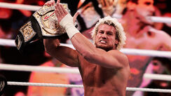 WWE Champion Andy Brookes