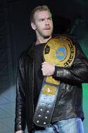 Christian WWE Champion