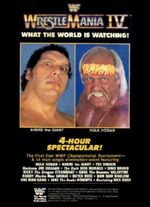 WrestleManiaIV