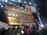 SurvivorSeries05Stage