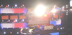 The Great American Bash 2008 Stage