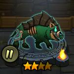 Big Zombie Boar
