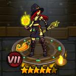 Wicked Darkwood Witch