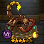 Weakening Scorpion