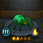 Acid Tangle Spider