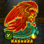 Phoenix, The Empyreal Flame