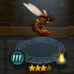 Bloodthirsty Wasp