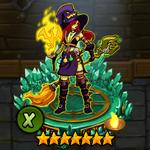 Sorceress Morgana, The Harbinger