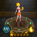 Fiery Maiden