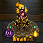 Lovely Pyromancer