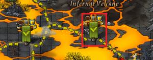 Infernal Volcano
