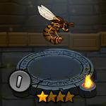 Buzzing Wasp