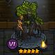 Ancient Dark Forest Horror