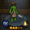 Cactus Warrior