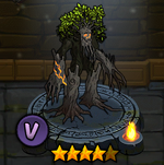 Huorn The Forest Guardian