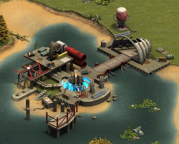 Harbor Example