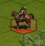 Berittener Bogenschütze (Schlachtfeld-Ansicht)