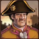 General Grivus Kolonialzeit