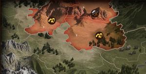 Karte Kaltenweiher, Ausschnitt