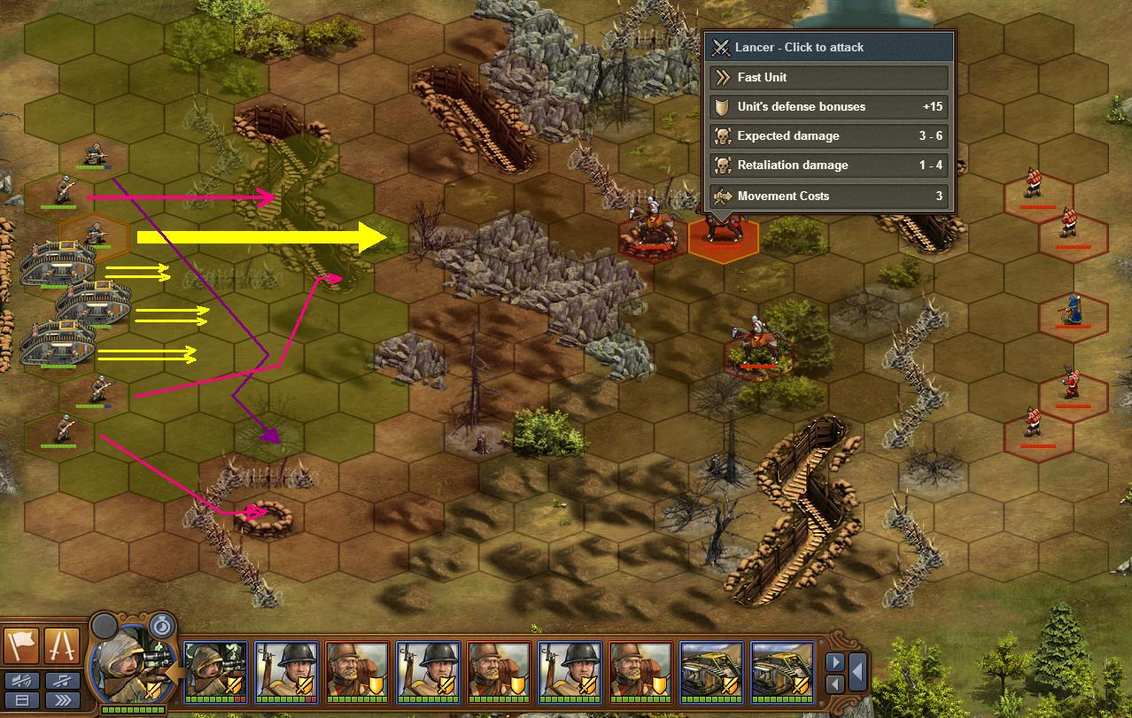 Fresh forge Of Empires Army Guide