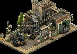 Rocket Artillery Factory