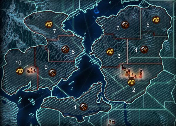 The Virtual Cliffs of G0r3