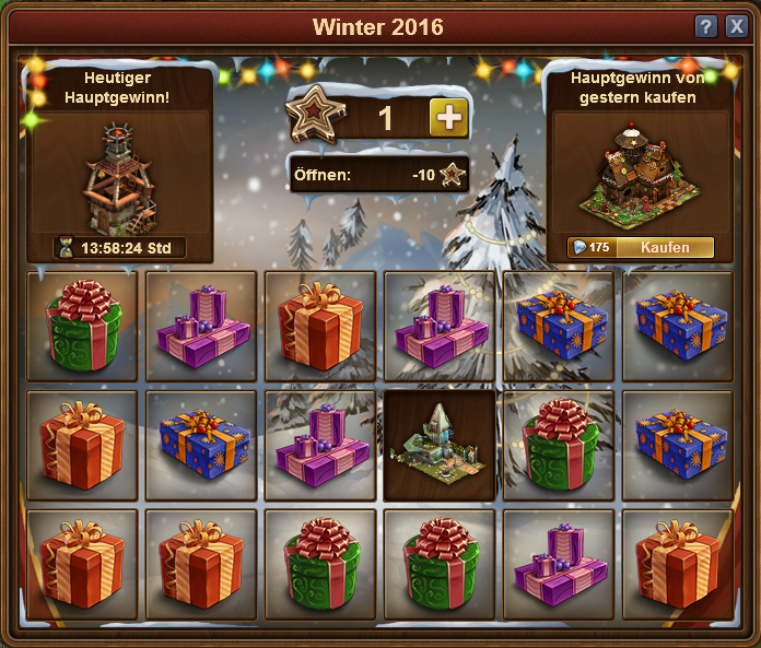 Winter Event 2016 Forge Of Empires Wiki Fandom Powered By Wikia