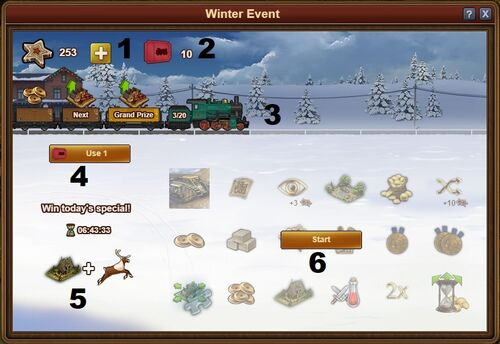 2019 Winter Event Window