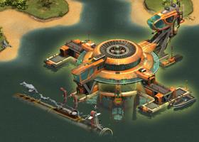 Ozean Terminal Stufe 2 Upgrade 3 S