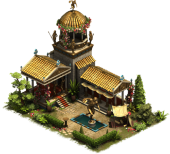 Athlete Living Quarters Forge Of Empires Wiki Fandom Powered By