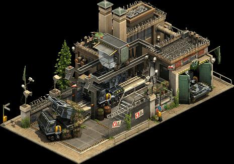 Raketenartillerie-Fabrik