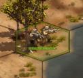 Einsatz-Team (Schlachtfeld-Ansicht (getarnt im Wald)